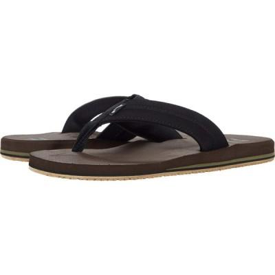 ビラボン Billabong メンズ ビーチサンダル シューズ・靴 All Day Impact Sandal Chocolate