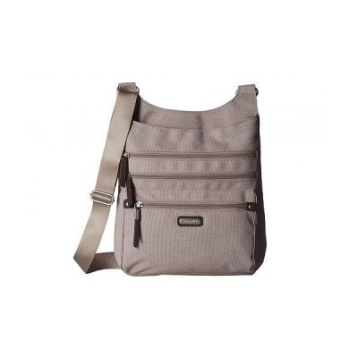 Baggallini バッガリーニ レディース 女性用 バッグ 鞄 バックパック リュック New Classic Around Town Bagg with RFID Phone Wristlet - Sand