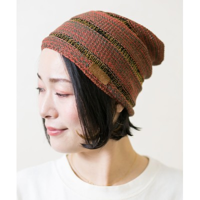 Shop無 / BORDER WATCH SMOKY ボーダーワッチスモーキー WOMEN 帽子 > ニットキャップ/ビーニー