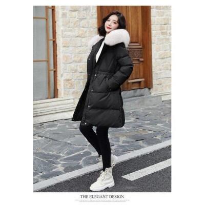 中綿コート レディース ロングコート フード スーパーロング コート 着痩せ アウター 冬 防寒 ダウンコート 2020 20代 30代 40代