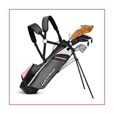 TaylorMade Rory Junior Golf Set K50 (8 PC Set, Right Hand, Girls Flex)【並行輸入品】