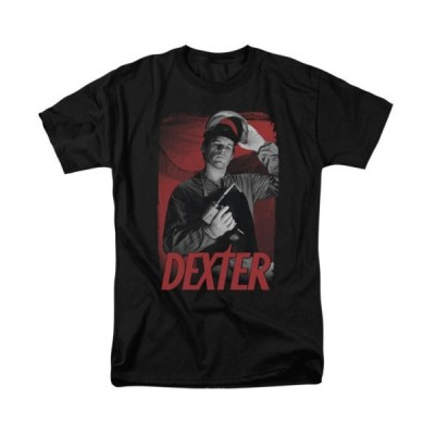 Tシャツ デクスター Dexter See Saw Showtime Licensed Adult T Shirt