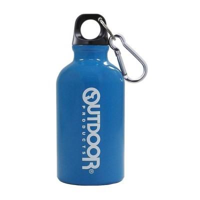 アウトドア アルミボトル350ml(ブルー)(314-408)  水筒[▲][TK]