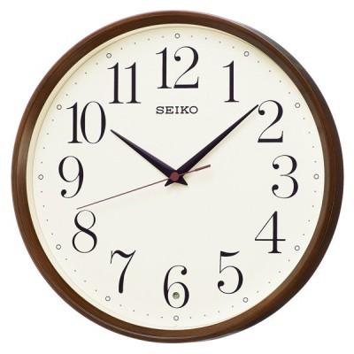 【お取寄せ品】セイコークロック 電波掛時計 KX222B