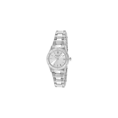 Kenneth Cole Women's Quartz Analogue Watch with Stainless Steel Strap IKC4932 並行輸入品