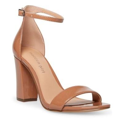 マッデンガール レディース サンダル シューズ Bella Two-Piece Block Heel Sandals