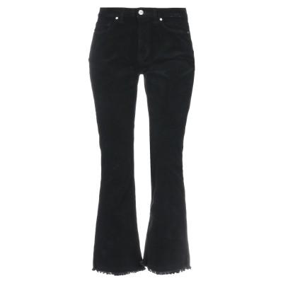P_JEAN パンツ ブラック 32 コットン 96% / ポリウレタン 4% パンツ