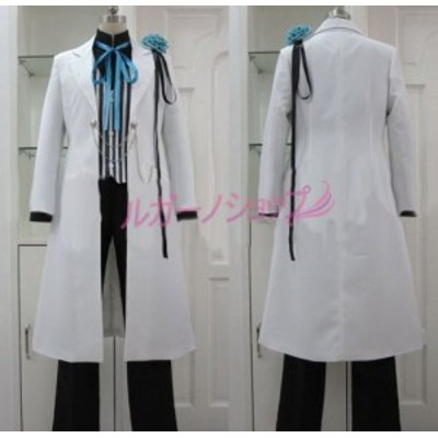 VOCALOID  ボーカロイド  カイト KAITO ツバキドレス  コスプレ衣装☆完全オーダーメイドも対応可能 * K1475