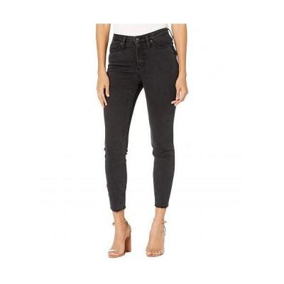 Silver Jeans Co. レディース 女性用 ファッション ジーンズ デニム High Note High-Rise Skinny Jeans L64027EBK588 - Black