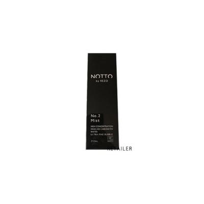 ♪ 250ml Mercury Cosmetic マーキュリーコスメティック ノットミスト<UFB高濃度溶解炭酸>< NOTTOMist> <全身保湿ミスト><ヘアケア><スキンケア>