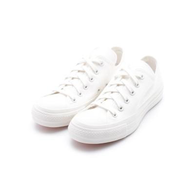 【エミ/emmi】 【CONVERSE】ALL STAR 100 WHITEPLUS OX