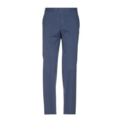 PT Torino パンツ ブルー 52 コットン 98% / ポリウレタン 2% パンツ