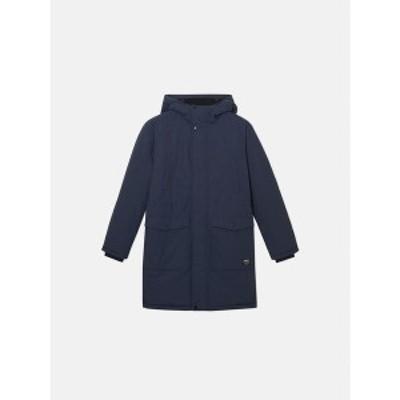 ウィーエスシー メンズ ジャケット&ブルゾン アウター Winter Parka Outerwear Jacket Blueberry