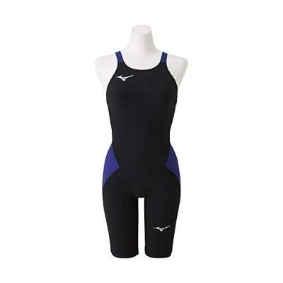 MIZUNO(ミズノ)レース用競泳水着 レディース MX・SONIC α ハーフスーツ N2MG0211 カラー:ブルー サイズ:L FINA(国際水泳