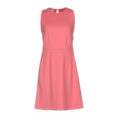 ピンコ PINKO ミニワンピース&ドレス ピンク 38 レーヨン 65% / ナイロン 30% / ポリウレタン 5% ミニワンピース&ドレス