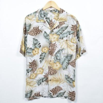 レーヨン ハワイアンアロハシャツ メンズXL /eaa033753