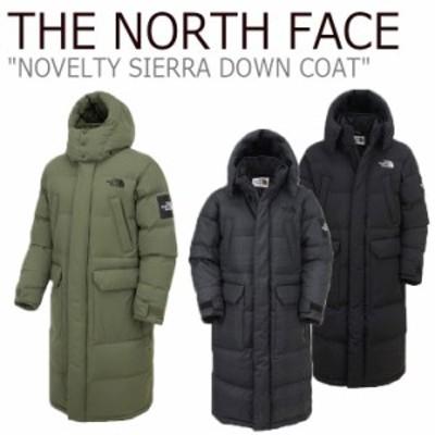 ノースフェイス ダウン THE NORTH FACE NOVELTY SIERRA DOWN COAT ノベルティー シエラ ダウンコート 全3色 NC1DK54J/K/L ウェア