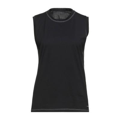 リビアナ コンティ LIVIANA CONTI T シャツ ブラック XL コットン 100% T シャツ