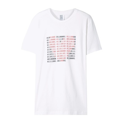 ロージー・アスリーヌ ROSIE ASSOULIN T シャツ ホワイト M コットン 100% T シャツ