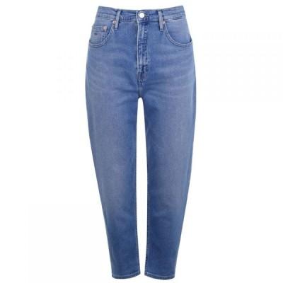 トミー ジーンズ Tommy Jeans レディース ジーンズ・デニム ボトムス・パンツ Tommy Hilfiger Tapered Jeans AZUR Light Blue