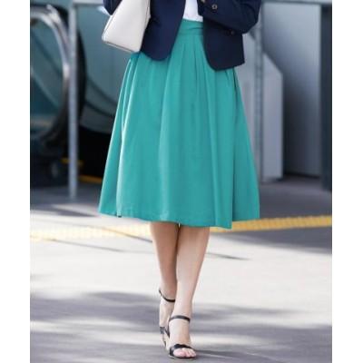 any SiS エニィスィス スプリングタックフレア スカート