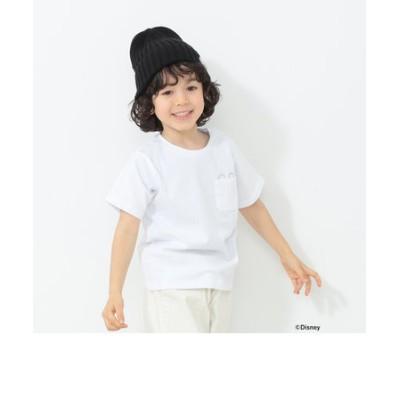 Disney / B:MING by BEAMS / バックプリント Tシャツ(80~160cm)