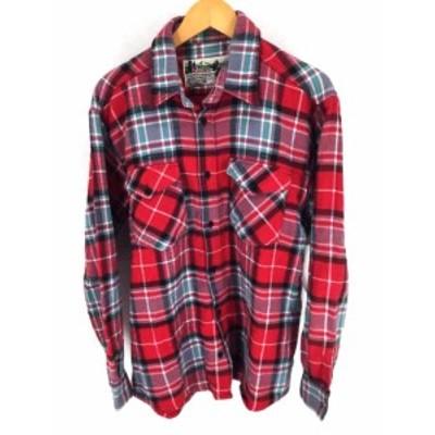 リーバイス アラスカ levis ALASKA ネルシャツ サイズJPN:L レディース 【中古】【ブランド古着バズストア】