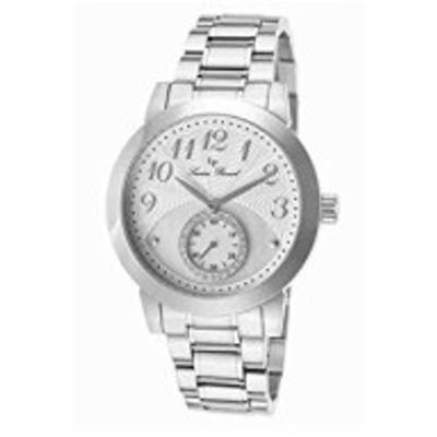 Lucien Piccard Women &aposs Garda &apos QuartzステンレススチールCasual Watch , Color : silver-toned (モデル: lp-40002???22?)