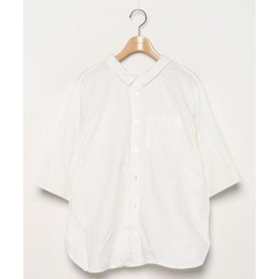 シャツ ブラウス 7分袖ブラウス