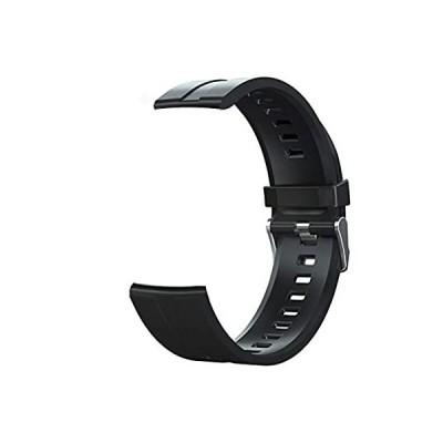 【送料無料】GARINEMAX Z5 Smart Watch Silicone Bands Black (22cm)