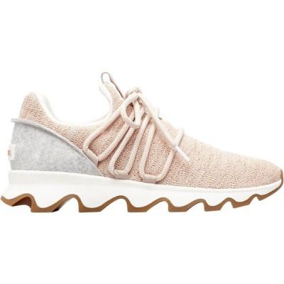 ソレル スニーカー シューズ レディース SOREL Women's Kinetic Lace Casual Shoes Natural