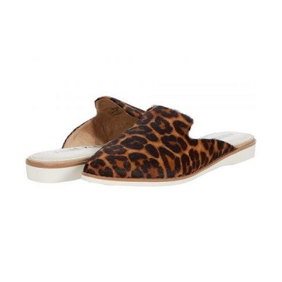 Anne Klein アン クライン レディース 女性用 シューズ 靴 ローファー ボートシューズ Selina-HC - Leopard Haicalf
