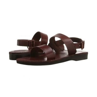 Jerusalem Sandals エルサレムサンダル レディース 女性用 シューズ 靴 サンダル Golan - Womens - Brown