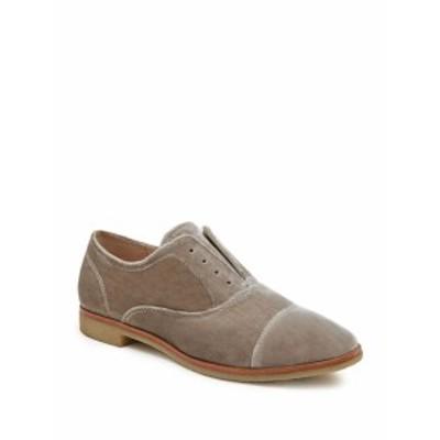 ドルチェヴィータ レディース フラットシューズ Cooper Leather Slip-On Oxfords