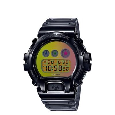 カシオ CASIO G-SHOCK 腕時計 DW-6900SP-1JR 25周年記念 メンズ レディース ブラック 黒