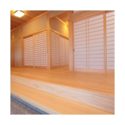 【法人様限定】メーカー直送 池見林産工業 床材 ヒノキ複合フローリング [HINOKI-UV] UVセラミック塗装 15×105×1900 抗菌塗装16枚入 3.192m2 IKEMI