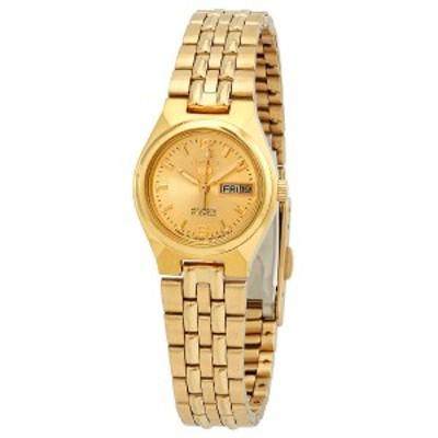 取寄品 SEIKO 腕時計 セイコー SYMK36J1 セイコー5 海外モデル 逆輸入モデル ビジネスウォッチ 自動巻き オートマチック ビジネス レディ
