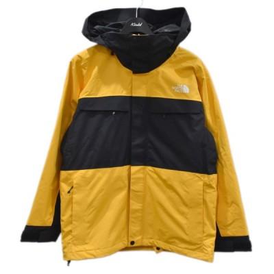 【4月12日値下】THE NORTH FACE ジップアップブルゾン Bankedge Jacket バンケッジ ジャケット イエロー・ブラック(サミ