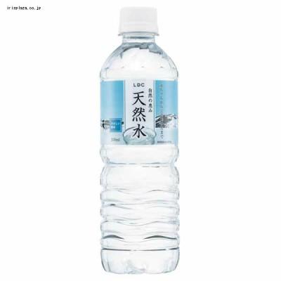 ライフドリンクカンパニー 24本セット LDC 自然の恵み天然水 500ml