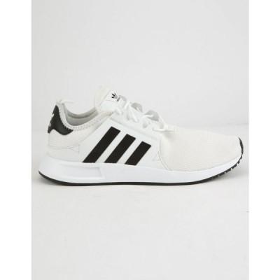 アディダス ADIDAS レディース スニーカー シューズ・靴 X_PLR White & Black Shoes WHITE/BLACK