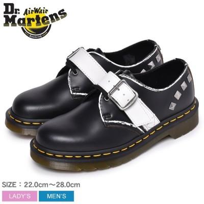 ドクターマーチン レディース メンズ 1461 ZANBELLO STUD 3ホール DR.MARTENS 靴 ブランド