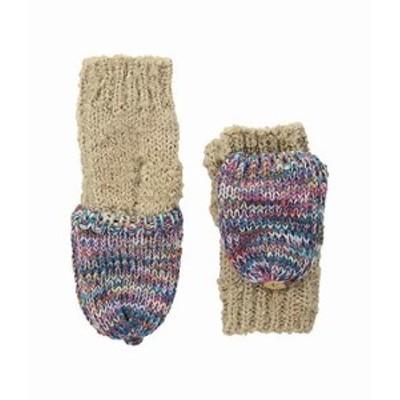 サン ディエゴ ハット カンパニー レディース 手袋 グローブ KNG3466 Fingerless Marl Gloves