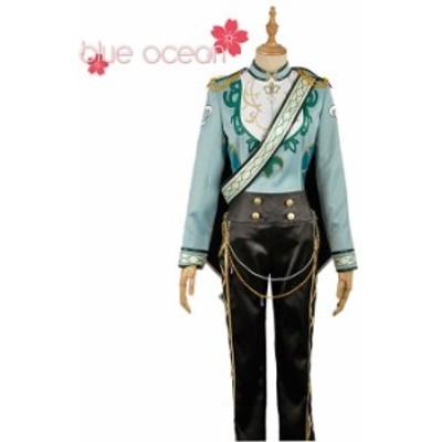 あんさんぶるスターズ! Ensemble Stars CD3 KNIGHTS 花祭り 鳴上嵐  風 コスプレ衣装  cosplay ハロウィン 仮装