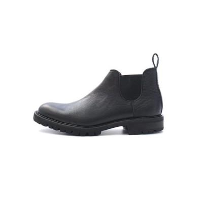 ブーツ 【Tomo & Co.】MIDCUT SIDEGORE BOOTS