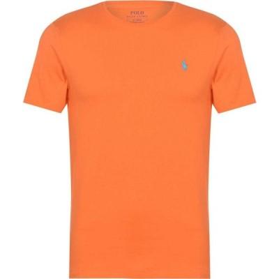 ラルフ ローレン Polo Ralph Lauren メンズ Tシャツ トップス Custom T Shirt Orange Flash