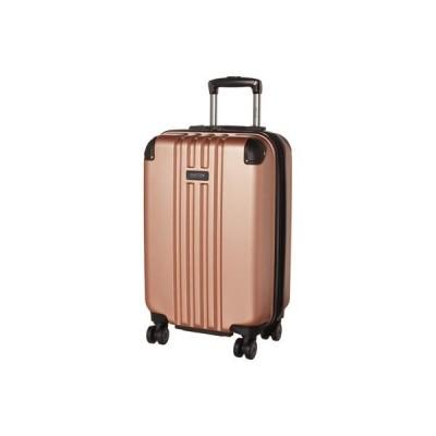 """ケネスコール メンズ ボストンバッグ バッグ 20"""" Reverb Lightweight Hardside Expandable 8-Wheel Spinner Carry-On Suitcase"""