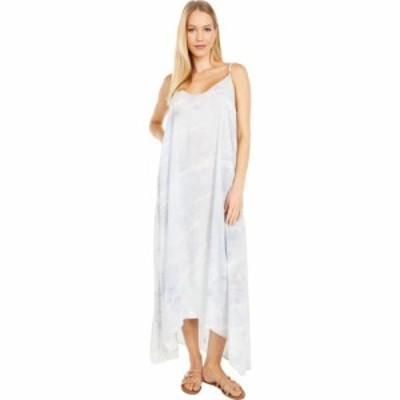 ハードテイル Hard Tail レディース ワンピース ワンピース・ドレス Hi-Lo A-Line Dress Storm Wash #