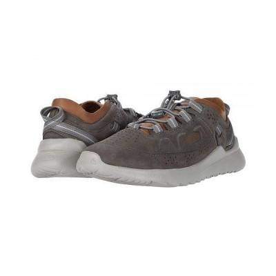 Keen キーン メンズ 男性用 シューズ 靴 スニーカー 運動靴 Highland - Steel Grey/Drizzle