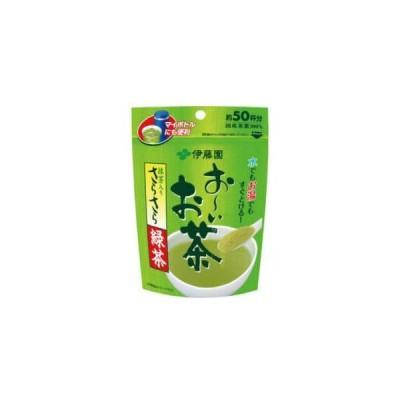 伊藤園 お〜いお茶 抹茶入りさらさら緑茶 40g
