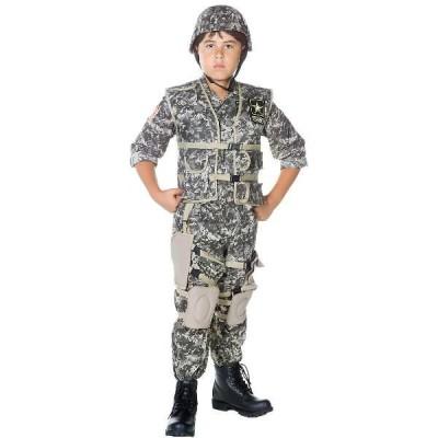 コスプレ 子供 衣装 男の子 人気 ハロウィンコスチューム U.S. アーミー レンジャー